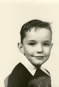 Richard en 1956