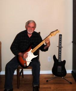 Stratocaster et Z6S