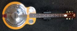 1965 Dobro resonator guitar