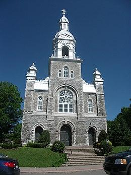 L'Église Très-Sainte-Trinité de Rockland